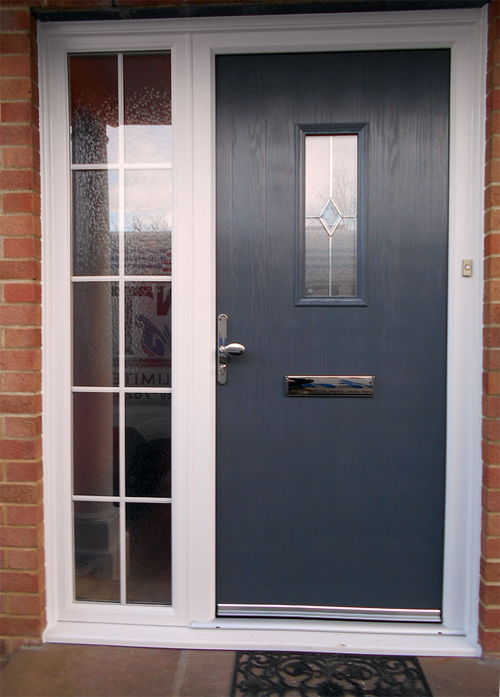 Front and back door gallery mid kent windows for Composite front doors