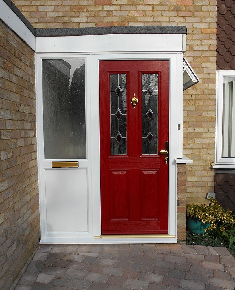 Windows For Front Doors: Front And Back Door Gallery • Mid Kent Windows