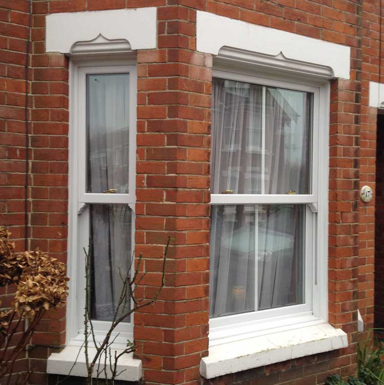 Vertical Slider Windows : Vertical sliding windows mid kent